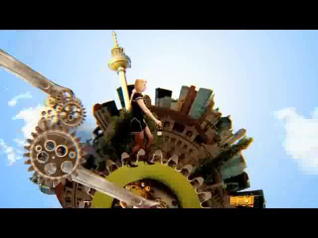 3D创意短片视频素材