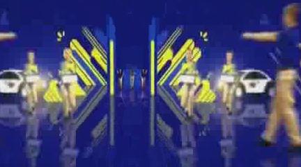 酒吧VJ 白领舞蹈 视频素材