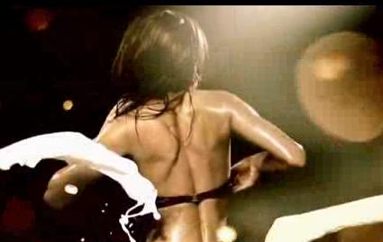 酒吧vj 比基尼性感舞蹈 视频素材