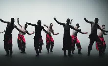 酒吧vj 多人节奏舞蹈 视频素材