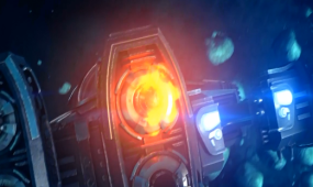 酒吧 极品 开场 太空 机械3D酒吧VJ视频素材
