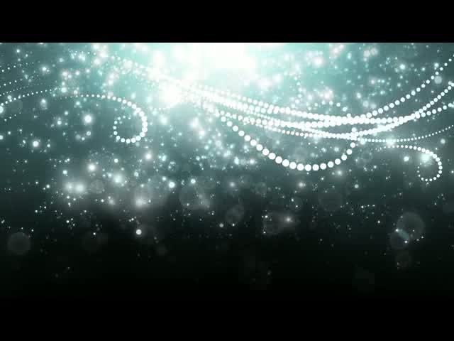 大气唯美LED舞台背景视频素材