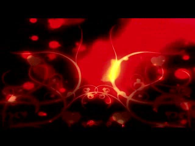 红色唯美炫光酒吧VJ视频素材