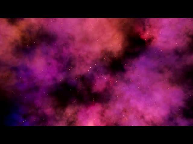 飘带梦幻极光LED舞台背景视频素材