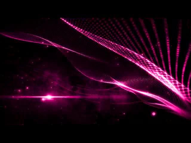 红色光芒视觉光效粒子视频素材