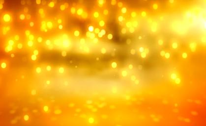 金色粒子雨视频素材
