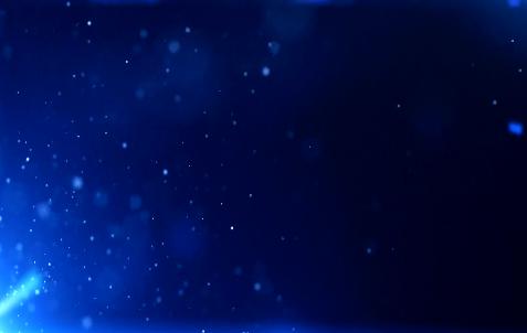 蓝色光效粒子背景酒吧VJ视频素材