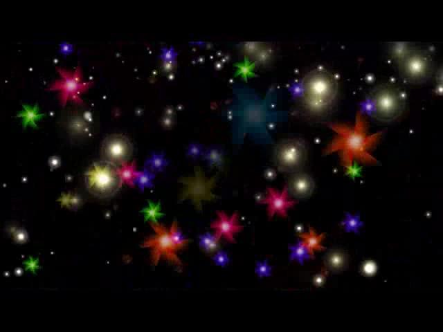 酒吧vj 深空彩星 视频素材