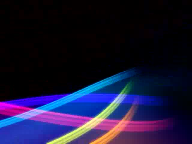 酒吧vj  炫彩3D线条 视频素材