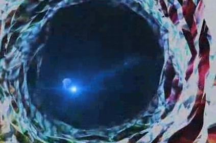 酒吧vj 光效隧道粒子穿梭 视频素材
