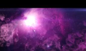 星云宇宙LED舞台背景视频素材