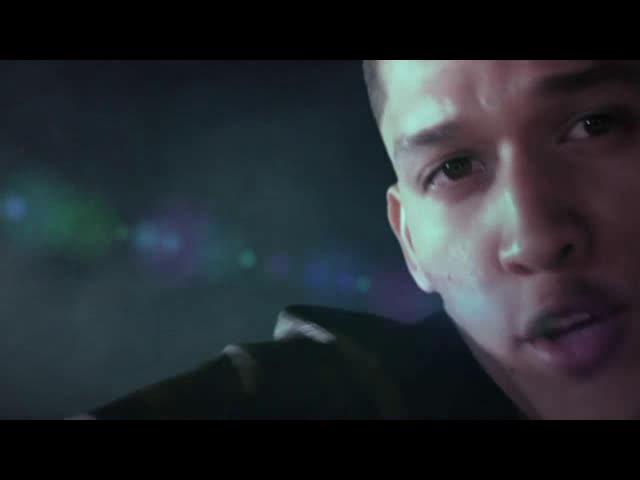 酒吧vj  hiphop说唱 视频素材