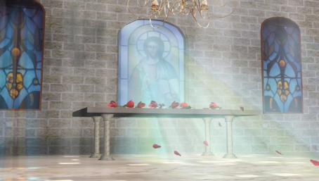 教堂浪漫视频素材