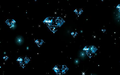 浪漫钻石婚礼LED背景视频素材