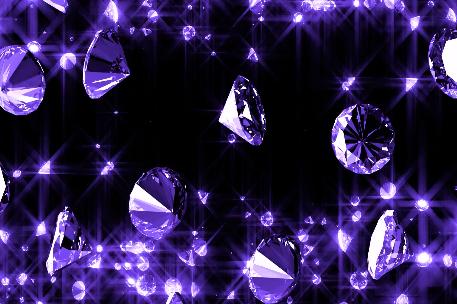 闪亮钻石高贵典雅婚礼背景LED视频素材
