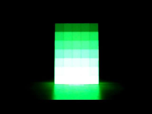动感光效背景 视频素材