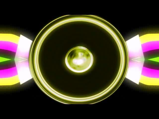 喇叭 节奏 1视频素材
