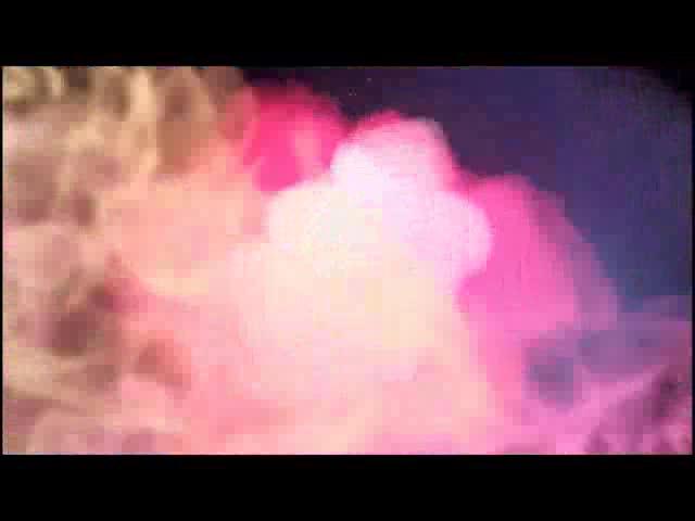唯美粒子烟雾视频素材