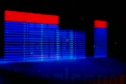 喇叭炫彩15视频素材