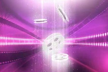 时空音乐 视频素材