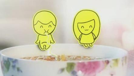 AE小小幸福婚纱求婚电子相册模板 视频模板
