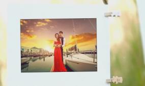 AE模版家庭相册生活相册 视频模板