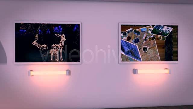 三维 展示会 展览 视频模板