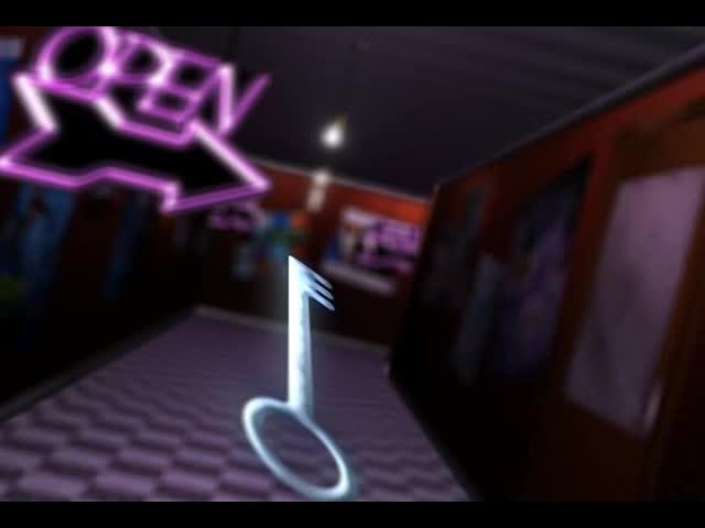三维空间 视频模板