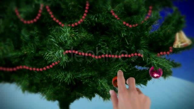 AE圣诞时光 视频模板