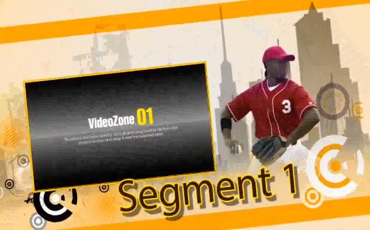 时尚潮流体育运动AE视频模板