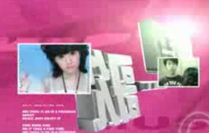 AE点歌栏目 视频模板