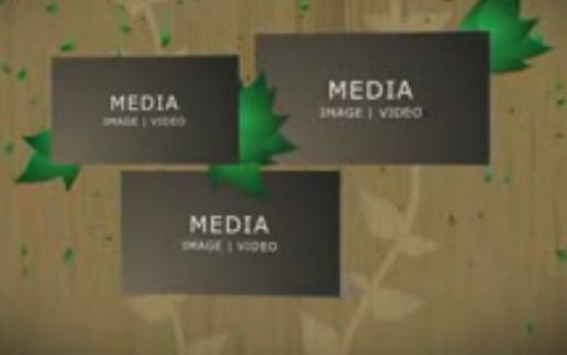 环保主题 视频模板