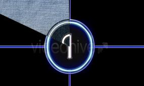 AE倒计时视频模板