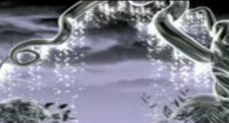 冰点下坠唯美场景会声会影X5素材