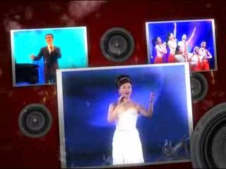 演唱会片头 视频模板