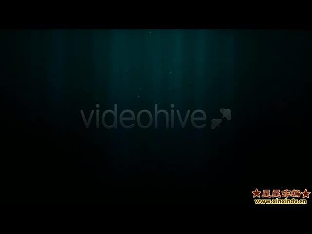 深海LOGO 视频模板
