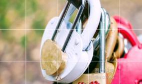 唯美立体切割时尚写真相册AE视频模板