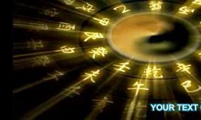 会声会影X6中国风古典传奇相册视频模板