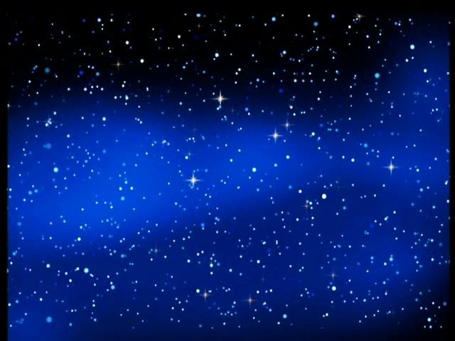 烂漫星空流星雨