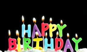 生日蜡烛 视频素材