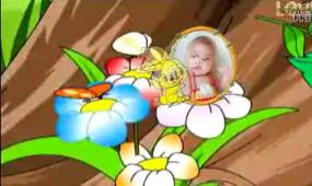 Edius6儿童片头模板 视频模板