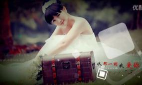 萌恋韩版相册片头 视频模板