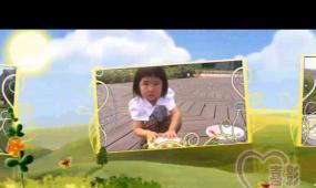 高清六一儿童节模板 视频模板