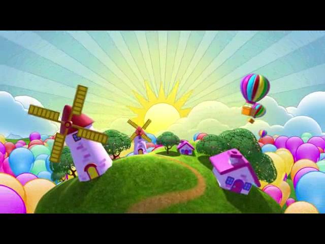 六一儿童节卡通高清背景