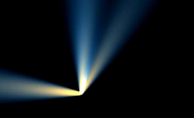 灯光光束视频素材