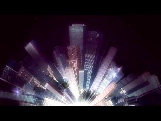 旋转城市 建筑