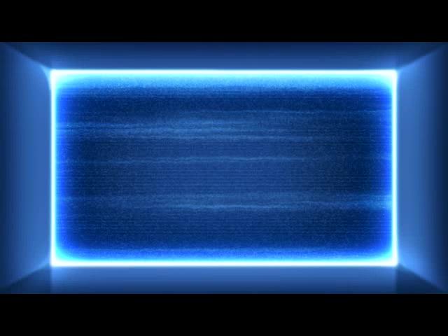 蓝色电视躁波