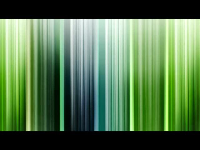 蓝绿光线幕布