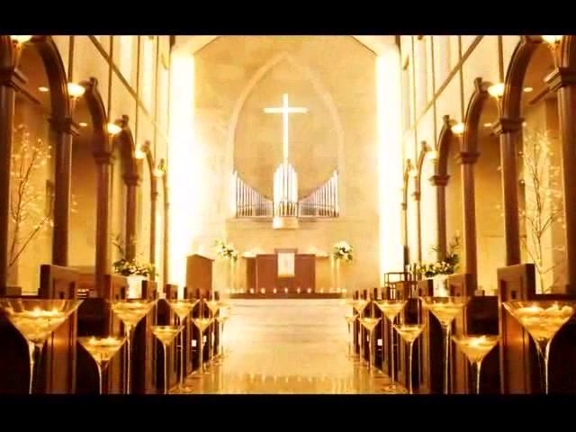 婚礼教堂LED素材