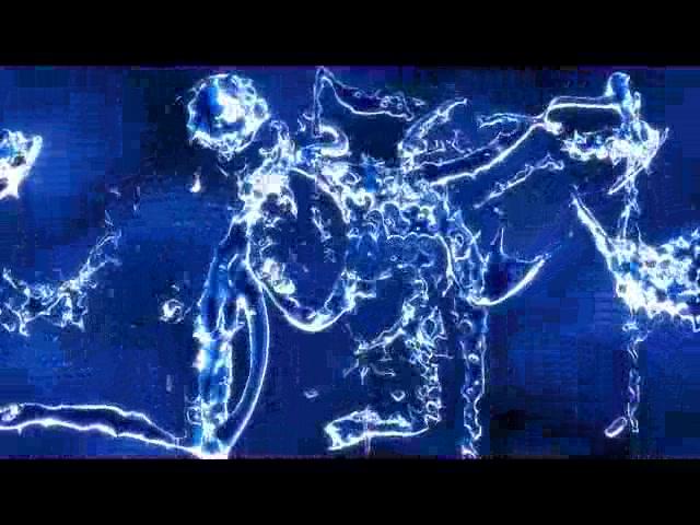 LED水帘瀑布